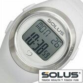 ソーラス腕時計[SOLUS時計] (SOLUS 腕時計 ソーラス 時計)心拍時計(ハートレートモニター) メンズ レディース 男女兼用時計 01-800-202[正規品 スポーツ ダイエット エクササイズ][送料無料][プレゼント ギフト][ホワイトデー]