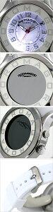 ロマゴデザイン腕時計[ROMAGODESIGN時計](ROMAGODESIGN腕時計ロマゴデザイン時計)アトラクションシリーズ/メンズ/レディース/男女兼用時計ディース時計/RM015-0162PL-SVWH[送料無料][プレゼントギフト][ポイント10倍]