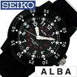 セイコー アルバ 腕時計 SEIKO 時計 ALBA セイコー時計 SEIKO 腕時計 アルバ 時計 メンズ時計 APBS137[バレンタイン プレゼント ギフト]