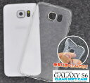 Galaxy S6 SC-05G クリアソフトケース 透明 ...