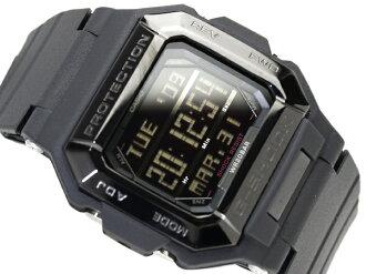 Casio G-Shock reimportation foreign countries model new model digital watch black bezel black urethane belt G-7800B-1 fs3gm