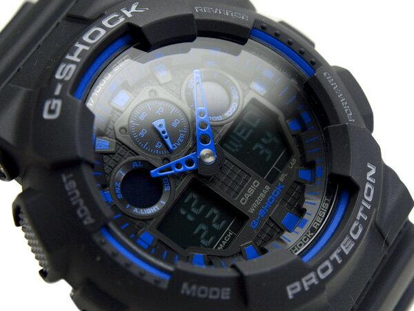 GA-100-1A2DR G-SHOCK Gショック ジーショック gshock カシオ CASIO 腕時計 GA-100-1A2【あす楽】
