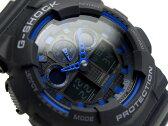 【ポイント2倍!!+全商品送料無料!!】GA-100-1A2DR G-SHOCK Gショック ジーショック gshock カシオ CASIO 腕時計