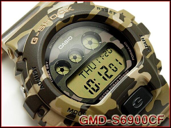 腕時計, メンズ腕時計 GMD-S6900CF-3ER G-SHOCK G gshock CASIO GMD-S6900CF-3