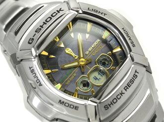 Casio G shock overseas monopoly model whole solar watch FIFA Cup model silver stainless steel belt GW-1400WCE-9A