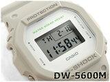 G-SHOCK Gショック ジーショック 5600系 カシオ CASIO ミリタリー・シリーズ デジタル 腕時計 カーキベージュ DW-5600M-8CR DW-5600M-8