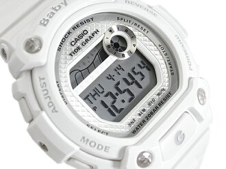 + Casio baby G G-LIDE G ride digital watch white BLX-100-7DR BLX-100-7