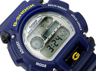 Casio G shock basic model digital watch overseas model Navy Blue belt DW-9052-2