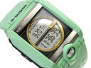 Gショック Gショック 海外モデル C3 ハーフミラー液晶デジタル腕時計 G-8100B-3DR【CASIO G-SH...