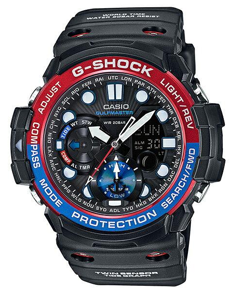 CASIO G-SHOCK Red watch G CASIO G-SHOCK GULFMAST...