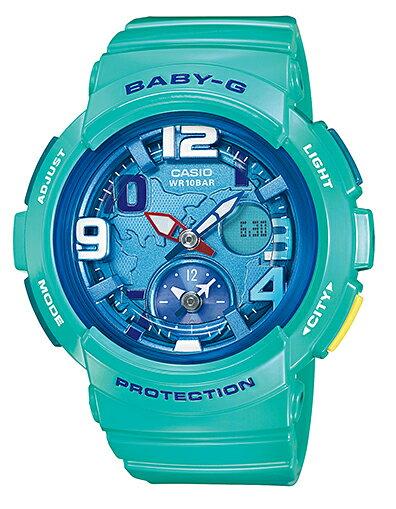 腕時計, レディース腕時計 BGA-190-3BJF G BABY-G CASIO