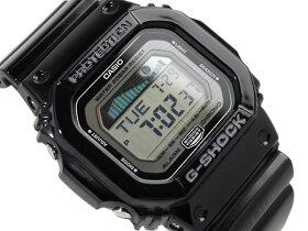 【CASIOG-SHOCK】カシオGショック海外モデルG-LIDEデジタル腕時計エナメルブラックGLX5600-1DR