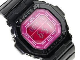 【CASIOBaby-G】カシオベビーG海外モデルデジタル腕時計CandyColorsキャンディカラーズピンクダイアルエナメルブラックウレタンBG5601-1DR