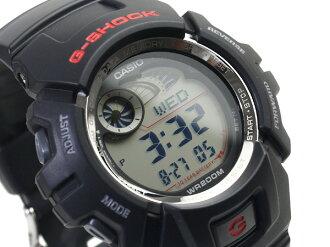 + Casio G shock overseas model digital watch gray black urethane belt g-2900F-1