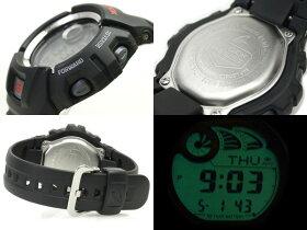 【CASIOG-SHOCK】カシオGショック多機能デジタル腕時計グレーブラックウレタンベルトG2900F-1VDR