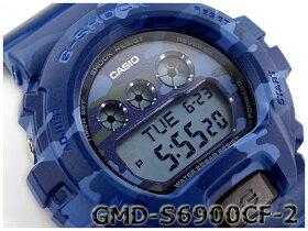 GMD-S6900CF-2CRG-SHOCKGショックジーショックgshockカシオCASIO腕時計