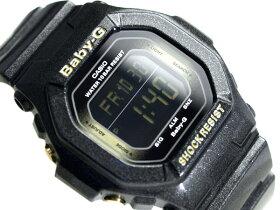 【CASIOBaby-GMetallicColors】カシオベビーG逆輸入海外モデルメタリックカラーズデジタル腕時計ブラック液晶ブラックウレタンベルトBG-5605SA-1