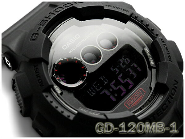 腕時計, メンズ腕時計 GD-120MB-1ER G-SHOCK G gshock CASIO GD-120MB-1