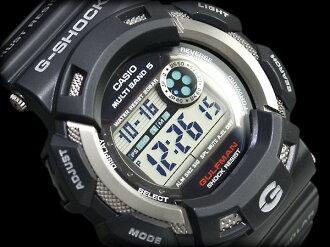 Reimport G shock gulfman solar radio digital watch gray black GW-9100-1E