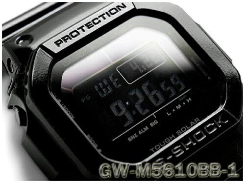 GW-M5610BB-1ER G-SHOCK g-shock Gショック ジーショック カシオ CASIO ...