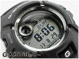 G-2900F-8VER G-SHOCK Gショック ジーショック gshock カシオ CASIO デジタル 腕時計 グレー ブラック G-2900F-8【あす楽】