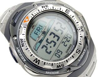CASIO SEA-PATHFINDER カシオ シーパスファインダー デジタルコンパス・気圧計・気温計機能Addition デジタルWrist watch TitanBelt海外Model SPF-40T-7