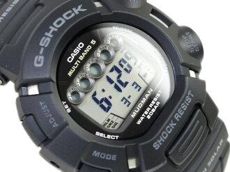 + Japan unreleased G shock madman solar radio digital watch gray black urethane resin belt GW-9000A-1