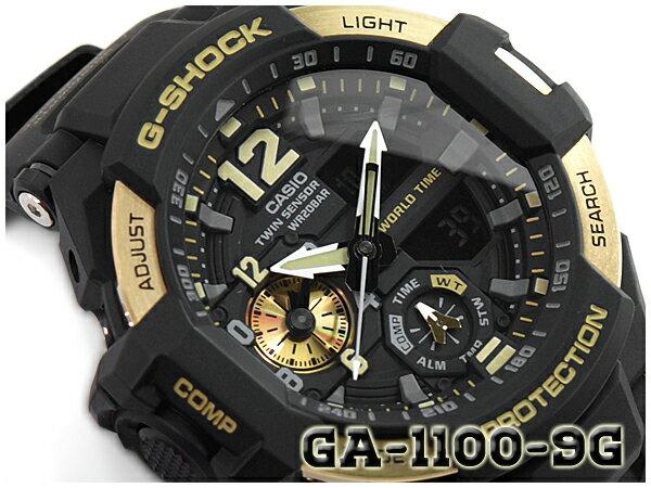 腕時計, メンズ腕時計 G-SHOCK G GRAVITYMASTER CASIO GA-1100-9GDR GA-1100-9G