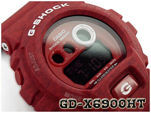 CASIO G-SHOCK Red watch CASIO G-SHOCK G GD-X6900...