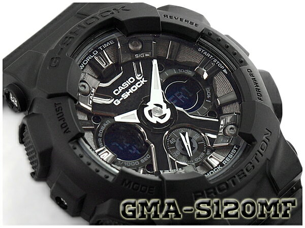 腕時計, レディース腕時計 G-SHOCK G CASIO S Series S GMA-S120MF-1ACR GMA-S120MF-1A