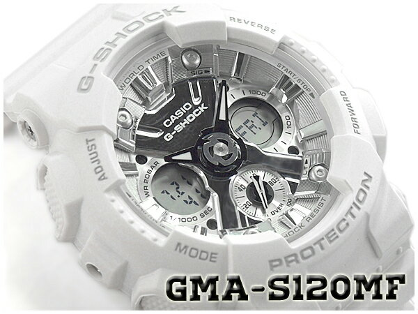 腕時計, レディース腕時計 G-SHOCK G CASIO S Series S GMA-S120MF-7A1CR GMA-S120MF-7A1