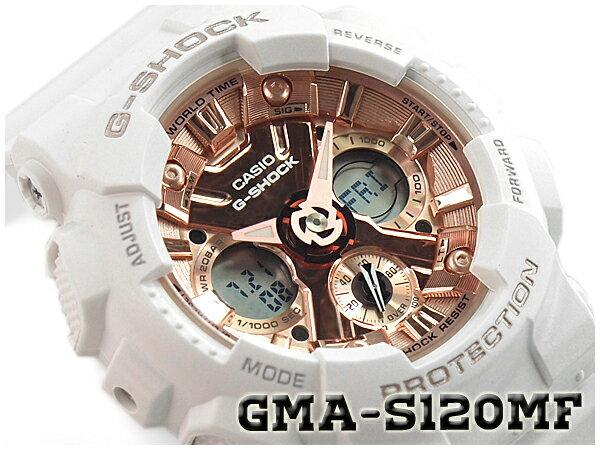 腕時計, レディース腕時計 G-SHOCK G S GMA-S120MF-7A2 GMA-S120MF-7A2CR
