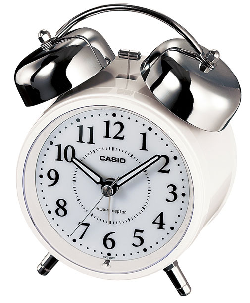 置き時計・掛け時計, 置き時計 CASIO CLOCK TQ-720J-7JF