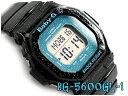 ベビーG Baby-G ベビージー コズミックフェイスシリーズ 逆輸入海外モデル カシオ CASIO デジタル 腕時計 ブラック ブルー BG-5600GL-1DR BG-5600GL-1【あす楽】