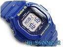 ベビーG Baby-G ベビージー コズミックフェイスシリーズ 逆輸入海外モデル カシオ CASIO デジタル 腕時計 ブルー BG-5600GL-2DR BG-5600GL-2【あす楽】
