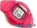 ベビーG Baby-G ベビージー コズミックフェイスシリーズ 逆輸入海外モデル カシオ CASIO デジタル 腕時計 ピンク BG-5600GL-4DR BG-5600GL-4