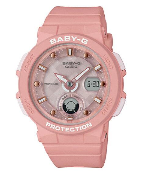 腕時計, レディース腕時計 BABY-G G Beach Traveler Series CASIO BGA-250-4A