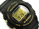 [訳有り 外箱に破損有り]G-SHOCK Gショック ジーショック 日本製 スティングモデル 35周年限定モデル 逆輸入海外モデル カシオ CASIO デジタル 腕時計 ブラック ゴールド DW-5735D-1BDR DW-5735D-1B