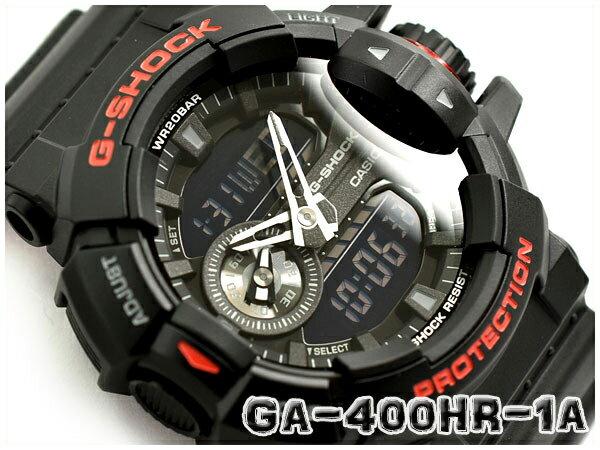 CASIO G-SHOCK Red watch G-SHOCK G Black Red Seri...