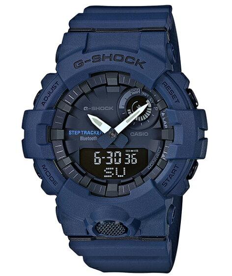 腕時計, メンズ腕時計 G-SHOCK G G-SQUAD CASIO Bluetooth GBA-800-2A