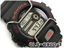 G-SHOCK Gショック ジーショック G-LIDE Gライド 2016年ウィンターバージョン 逆輸入海外モデル 限定モデル カシオ デジタル 腕時計 ブラック GLS-6900-1DR GLS-6900-1