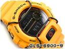 G-SHOCK Gショック ジーショック G-LIDE Gライド 2016年ウィンターバージョン 逆輸入海外モデル 限定モデル カシオ デジタル 腕時計 イエロー GLS-6900-9DR GLS-6900-9
