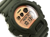 G-SHOCK Gショック ジーショック カシオ CASIO 限定モデル S Series Sシリーズ デジタル 腕時計 カーキグリーン ピンクゴールド GMD-S6900MC-3DR GMD-S6900MC-3