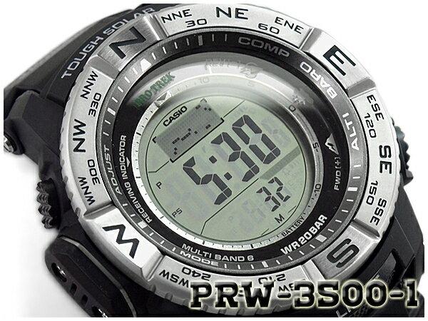 腕時計, メンズ腕時計  PROTREK CASIO PRW-3500-1 PRW-3500-1DR