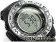 【ポイント2倍!!+送料無料!】プロトレック PROTREK マルチフィールドライン カシオ CASIO 逆輸入海外モデル 電波 ソーラー デジタル 腕時計 シルバー PRW-3500-1