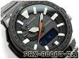 【+送料無料!】プロトレック PROTREK MANASLU マナスル カシオ CASIO 逆輸入海外モデル 電波 ソーラー アナデジ 腕時計 ブラック シルバー PRX-8000T-7A