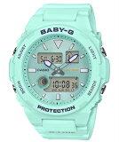 BABY-G ベビーG ベビージー G-LIDE ジーライド カシオ CASIO アナデジ 腕時計 アクアマリン BAX-100-3AJF【国内正規モデル】【あす楽】