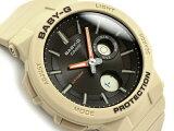 BABY-G ベビーG ベビージー SUZUKI ハスラー ワンダラー 限定モデル ももクロ 百田 夏菜子着用モデル 逆輸入海外モデル カシオ CASIO アナデジ 腕時計 アイボリー BGA-255-5ADR BGA-255-5A【あす楽】