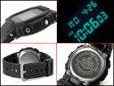 G-SHOCK Gショック カシオ 限定 Solid Colors ソリッドカラーズ デジタル 腕時計 オールブラック DW-5600BB-1 DW-5600BB-1DR【あす楽】 3