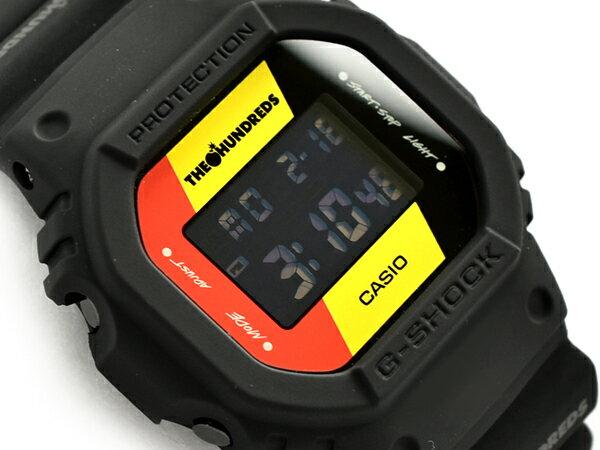 腕時計, メンズ腕時計 G-SHOCK G THE HUNDREDS CASIO DW-5600HDR-1DR DW-5600HDR-1